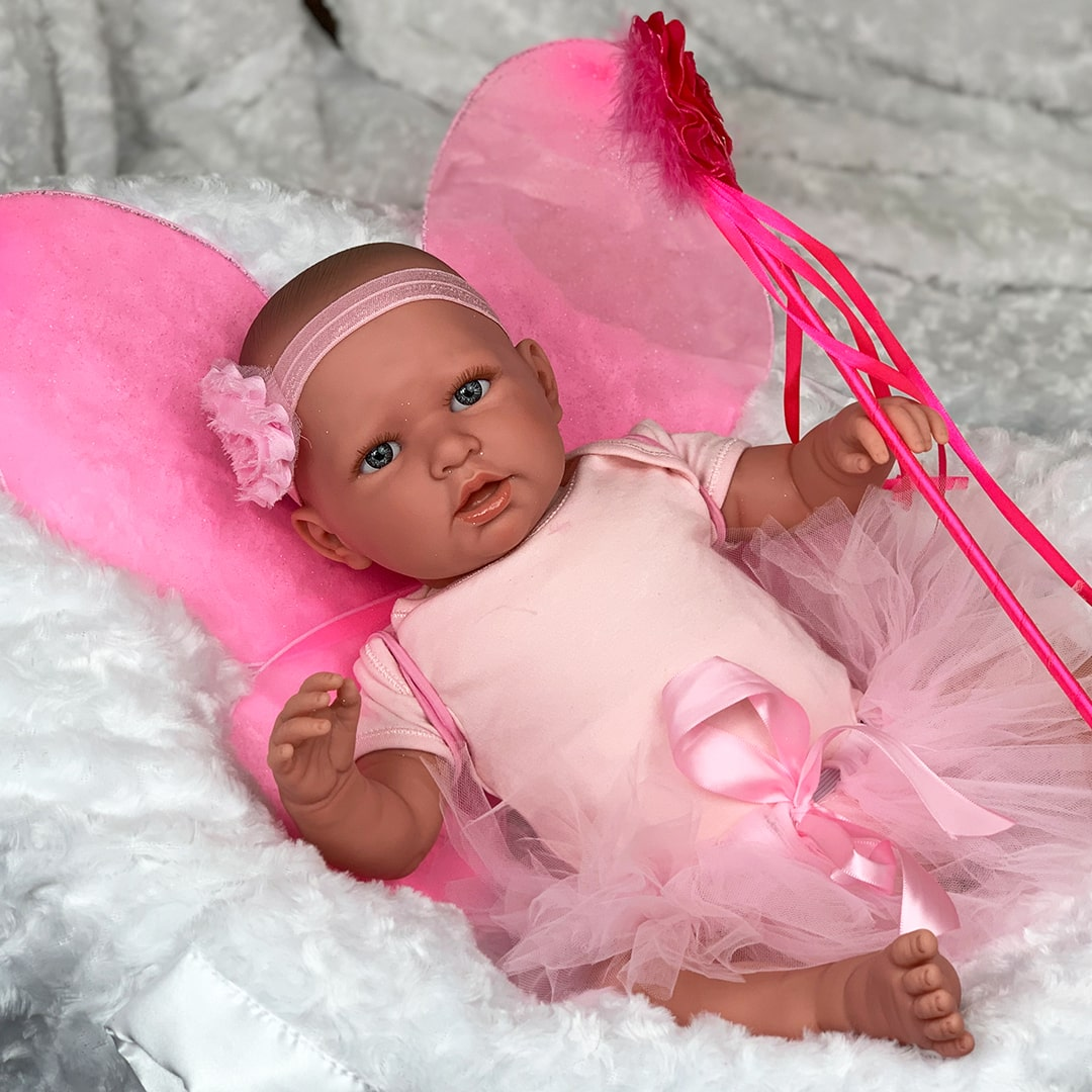 Little Cupid Play Doll Mary Shortle