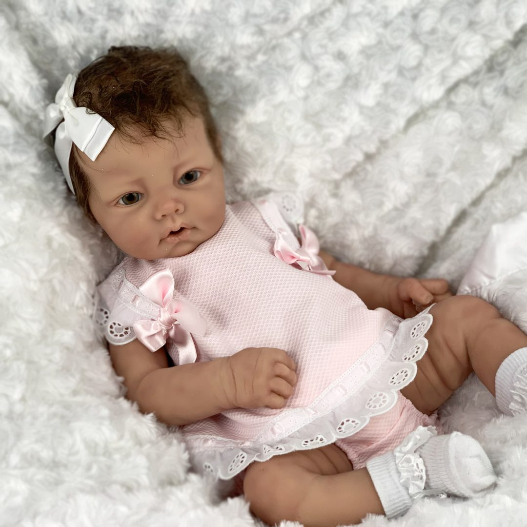 Lucy Silicone Doll Mary Shortle
