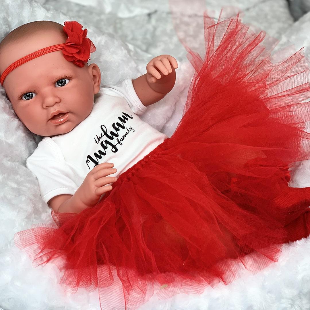 Miss Valentina Play Doll Mary Shortle