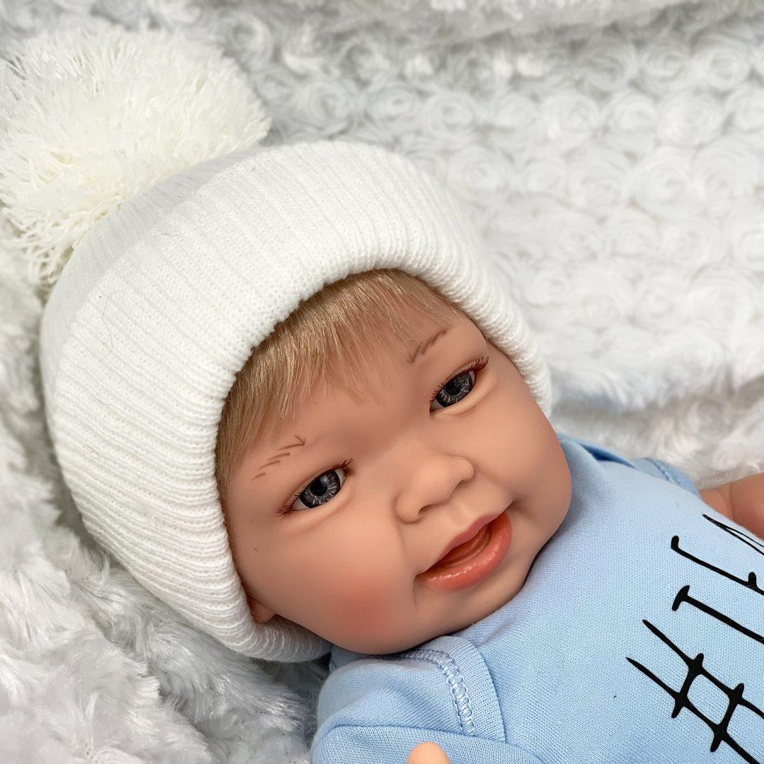 Santino Reborn Boy Mary Shortle