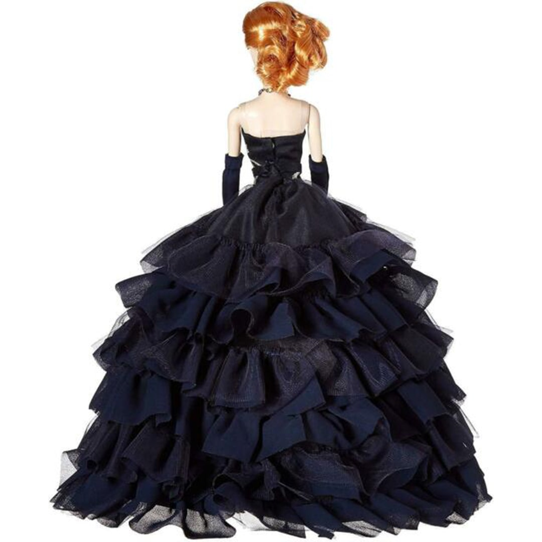 Silkstone Midnight Glamour Barbie Mary Shortle