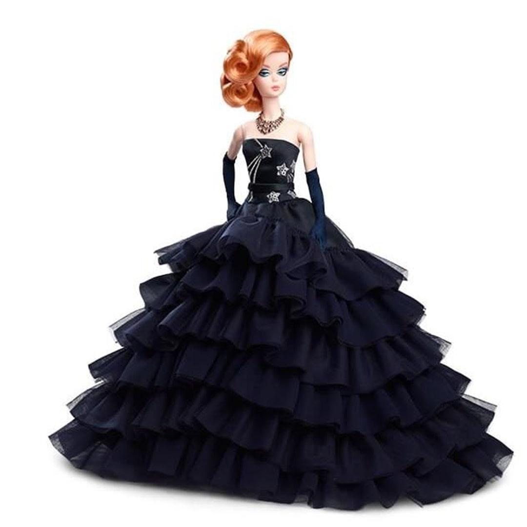 Silkstone Midnight Glamour Barbie Mary Shortle