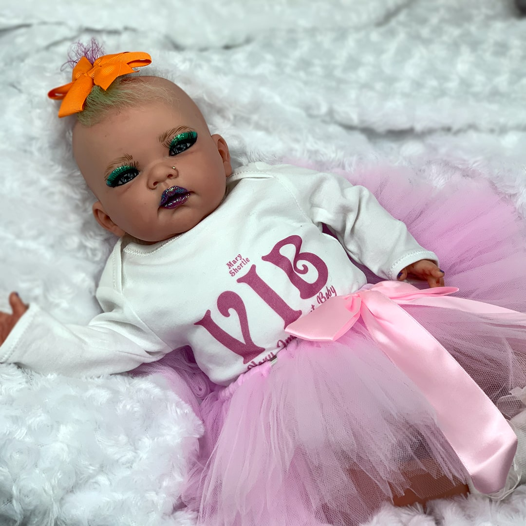 Siren Reborn Lil'Punkz Punk Mary Shortle