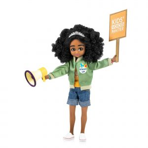 Lottie Kid Activist Doll Mary Shortle