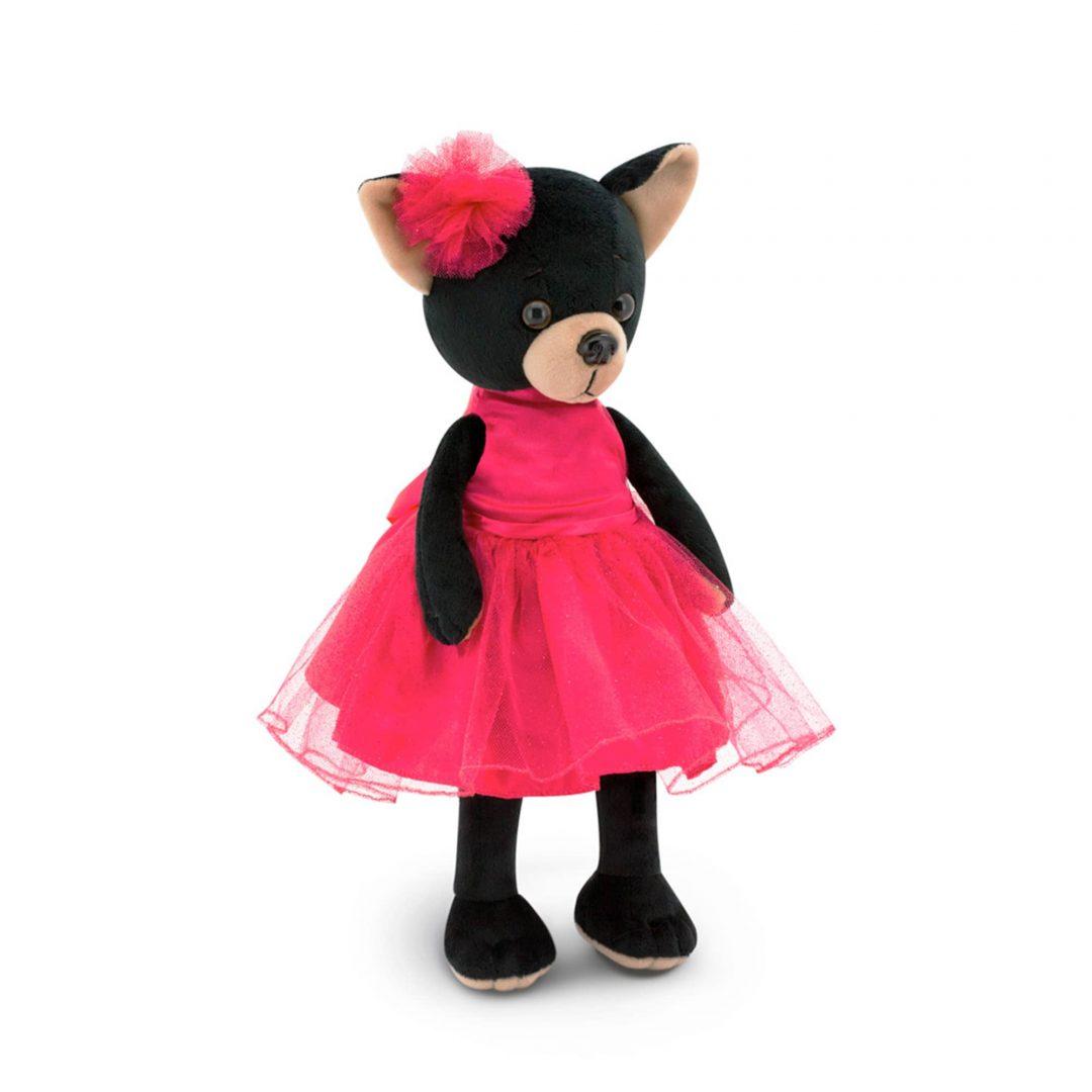 Lucky Blacky Carmen Orange Toys Lucky Doggy Mary Shortle
