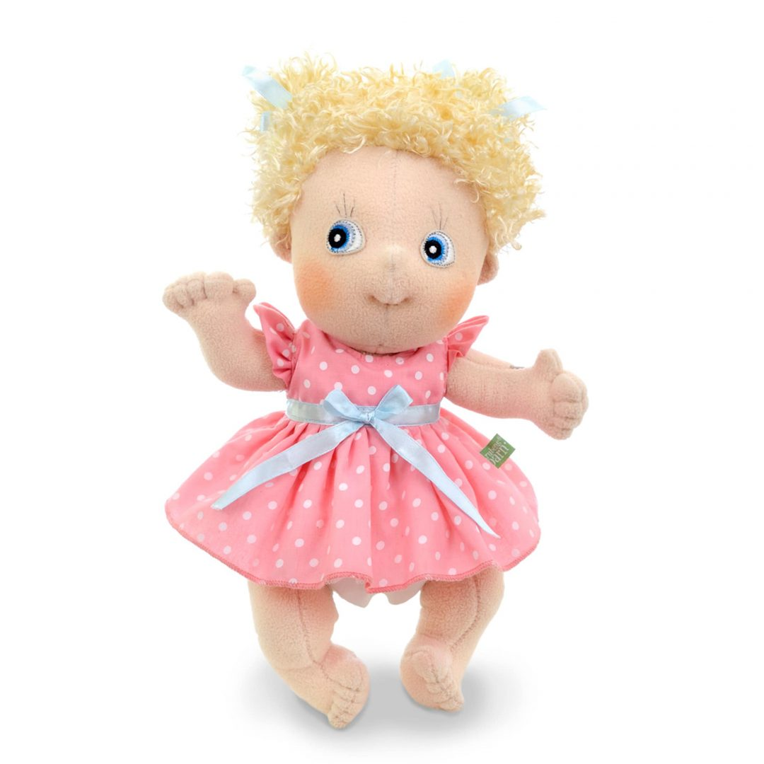 Rubens Barn Cutie Emelie Doll Mary Shortle