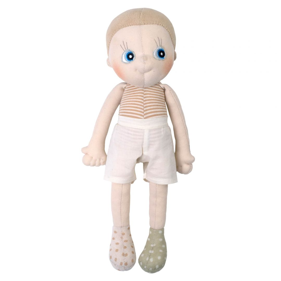 Rubens Barn Ecobuds Aspen Doll Mary Shortle