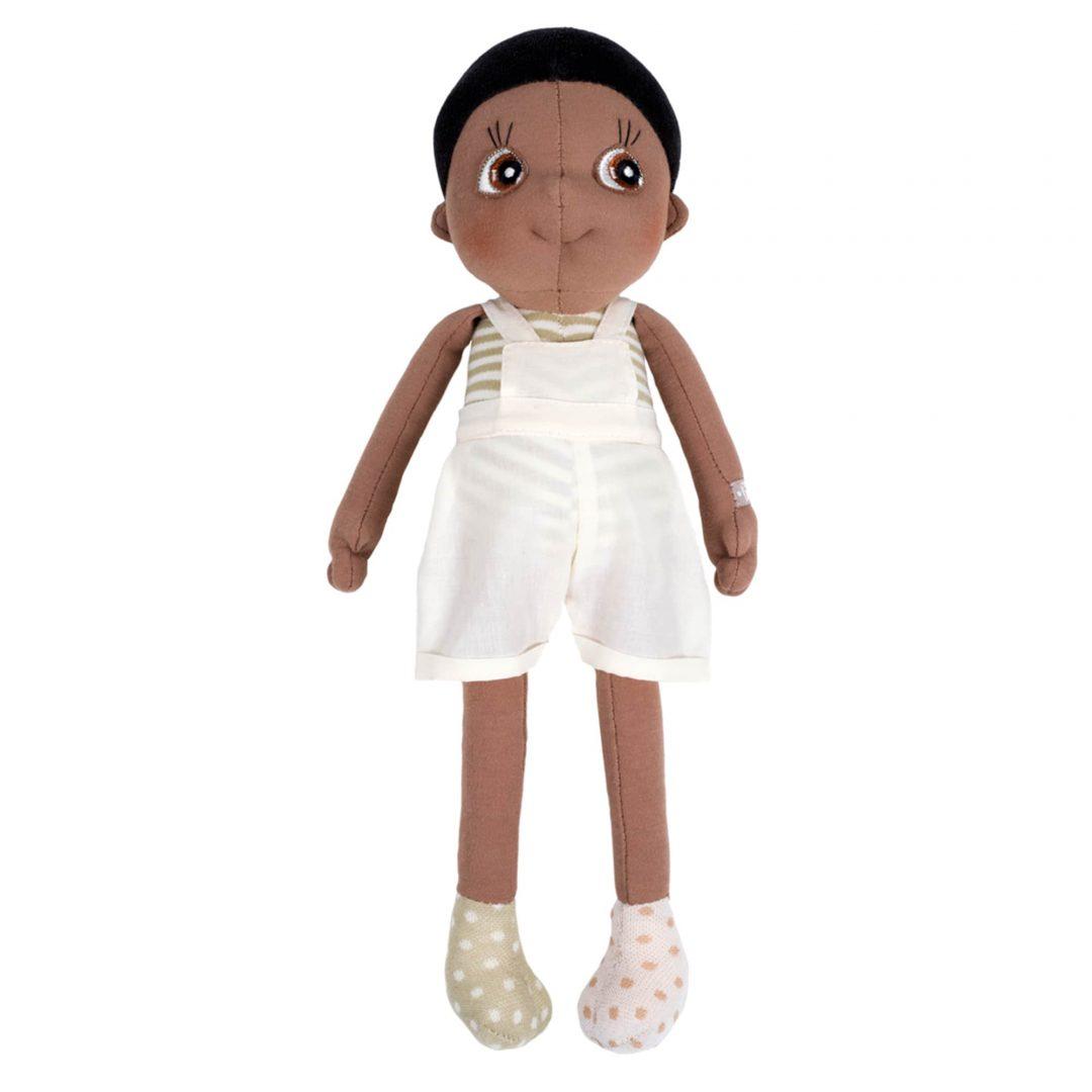 Rubens Barn Ecobuds Fern Doll Mary Shortle