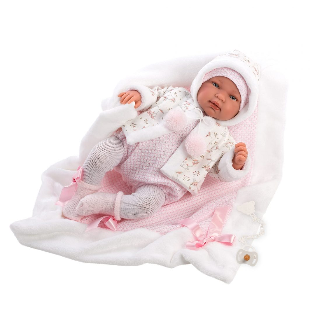Abigail Llorens Girl Play Doll Mary Shortle