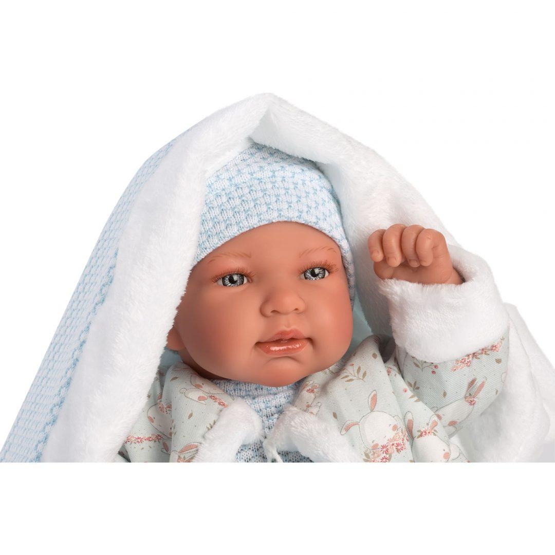 Aiden Llorens Boy Play Doll Mary Shortle