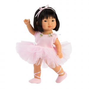 Amelia Llorens Girl Play Doll Mary Shortle
