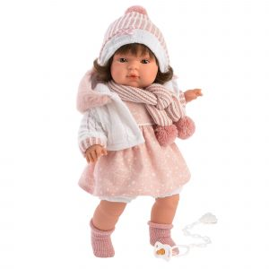 Aria Llorens Girl Play Doll Mary Shortle