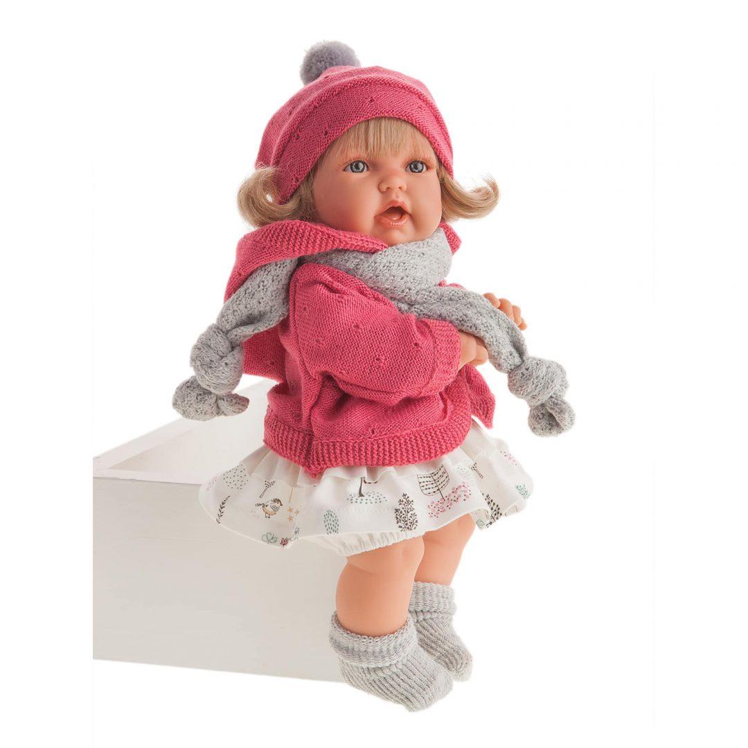 Aura Antonio Juan Play Doll Mary Shortle