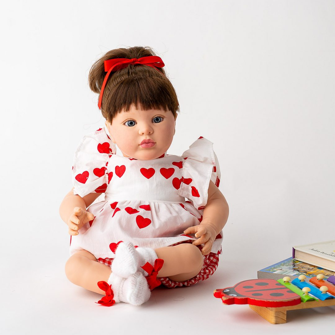Carmen Gabi Moon Girl Play Doll Mary Shortle