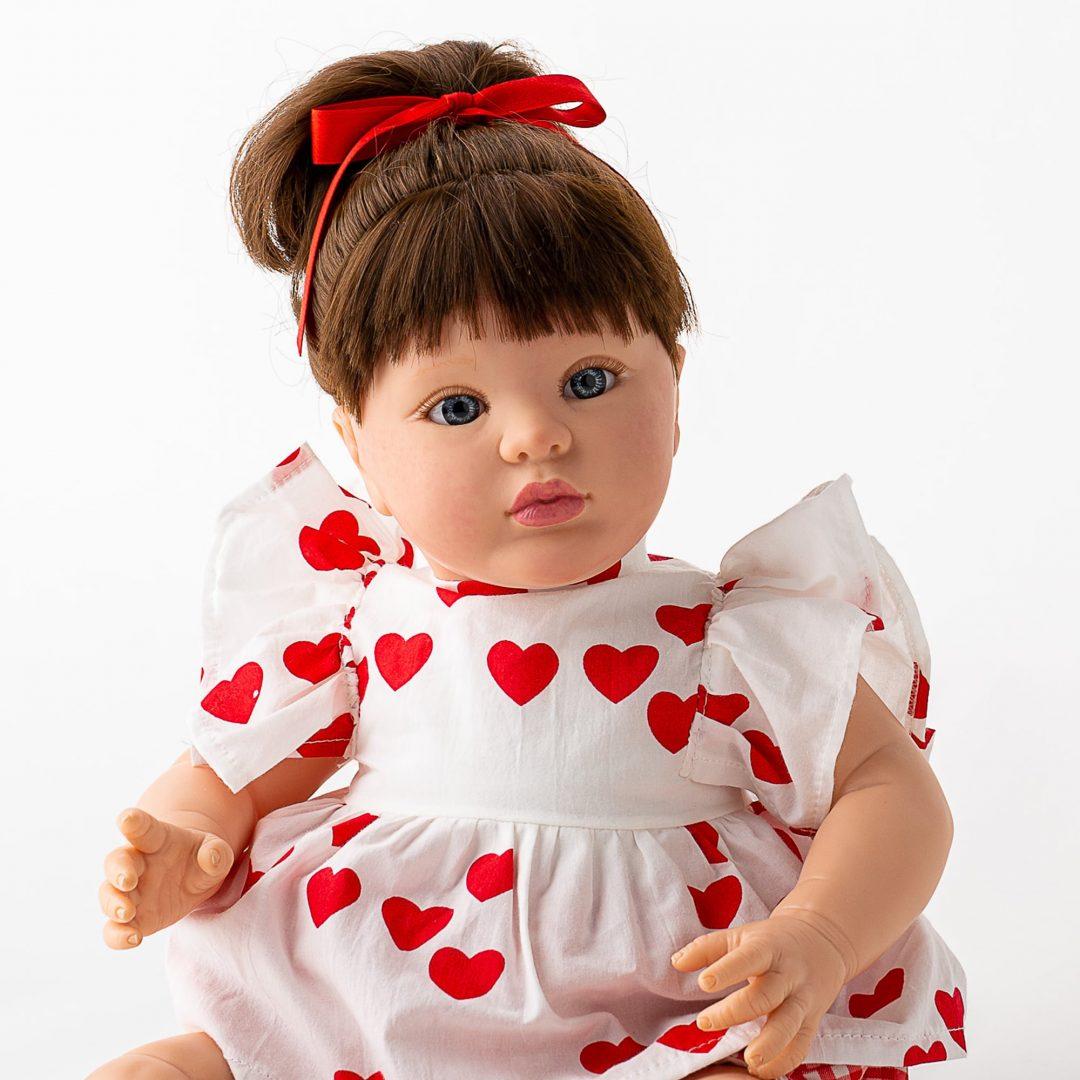 Carmen Gabi Moon Girl Play Doll Mary Shortle