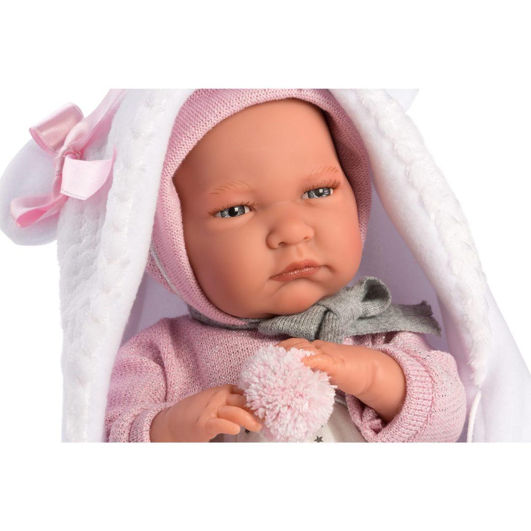 Chloe Llorens Girl Play Doll Mary Shortle