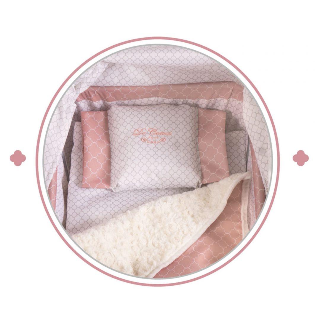 Decuevas Single Pink Pram Mary Shortle