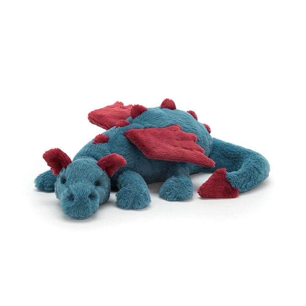 Dexter Dragon Jellycat Mary Shortle