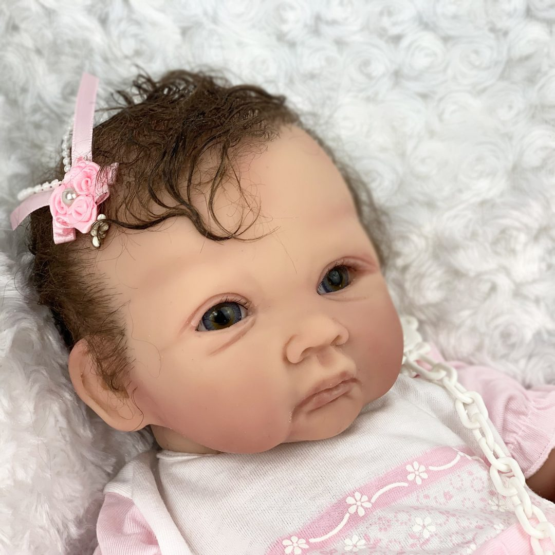 Elizabeth Partial Silicone Doll Mary Shortle