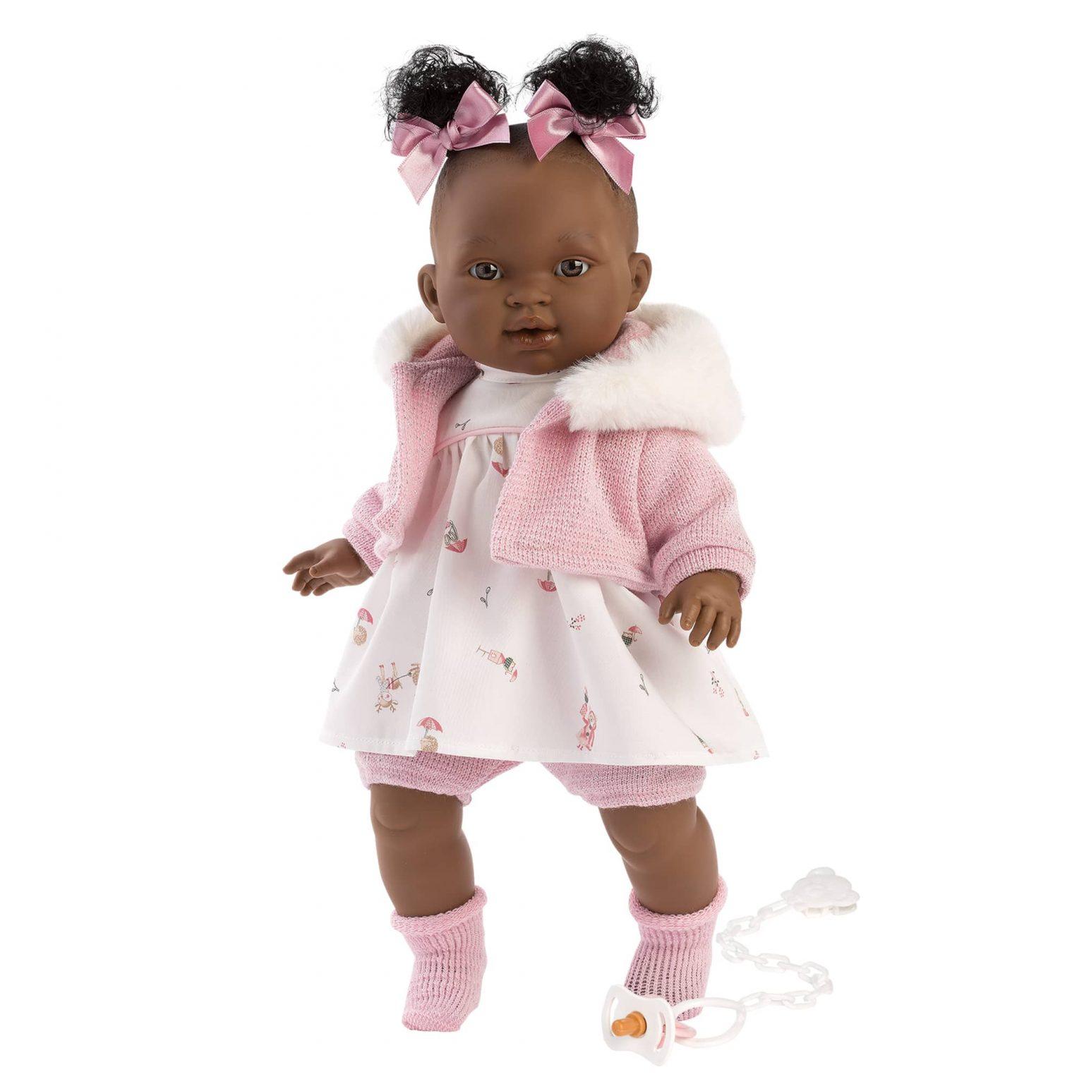 Ella Llorens Girl Play Doll Mary Shortle