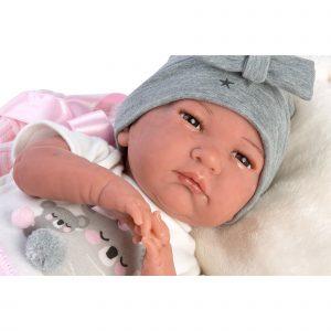 Ellie Llorens Girl Spanish Reborn Mary Shortle