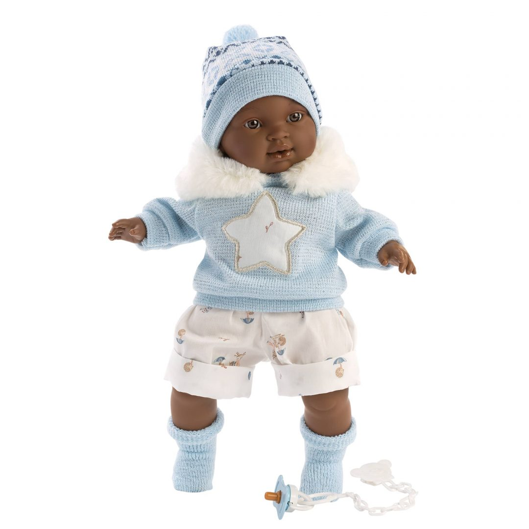 Ethan Llorens Boy Play Doll Mary Shortle