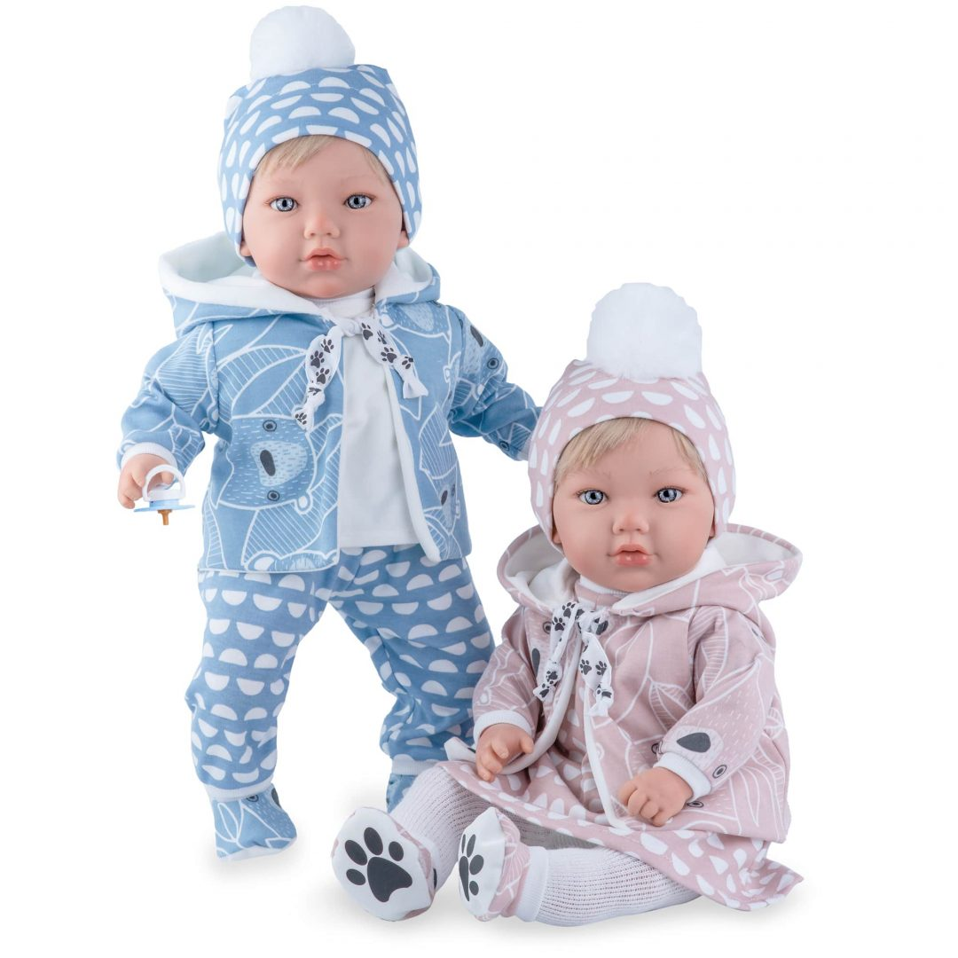 Lewis & Luna Marina & Pau Play Doll Mary Shortle