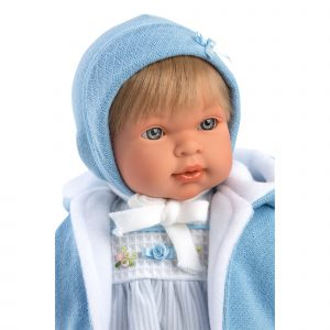 Liam Llorens Boy Play Doll Mary Shortle