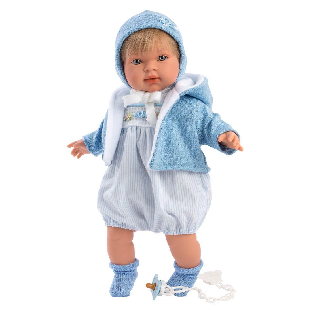 Liam Llorens Boy Play Doll Mary Shortle