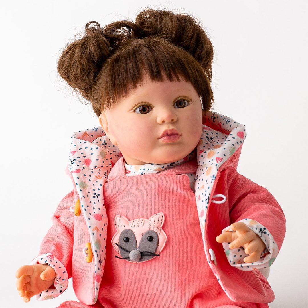 Lina Gabi Moon Girl Play Doll Mary Shortle