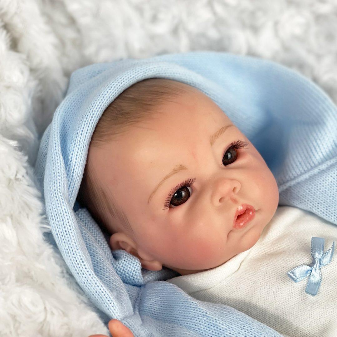 Luca Rebon Baby Mary Shortle-min