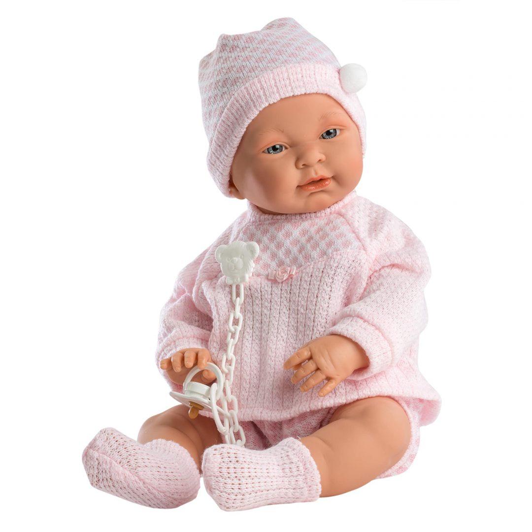 Luna Llorens Girl Play Doll Mary Shortle