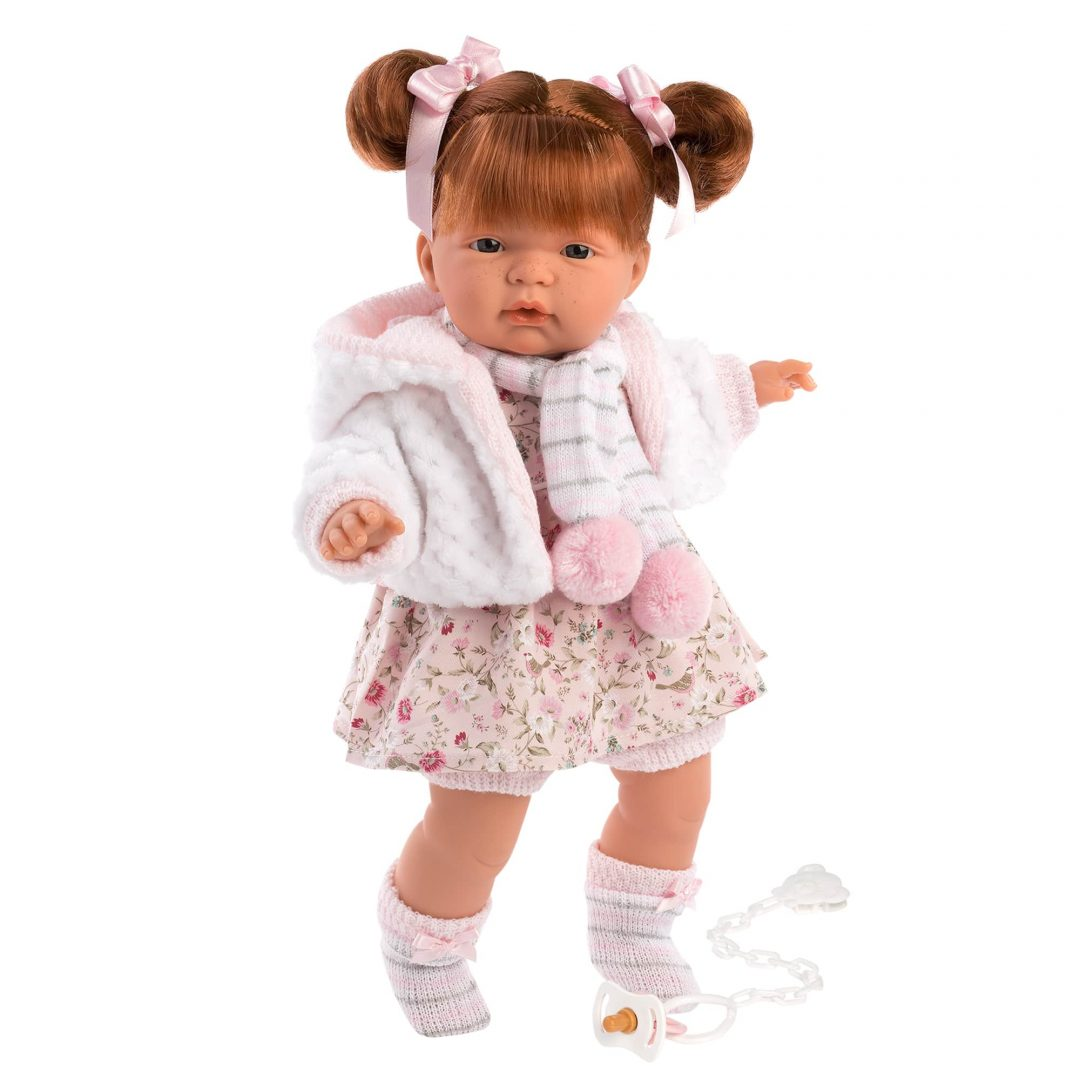Madison Llorens Girl Play Doll Mary Shortle