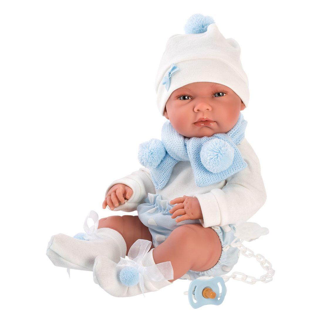 Mateo Llorens Boy Play Doll Mary Shortle