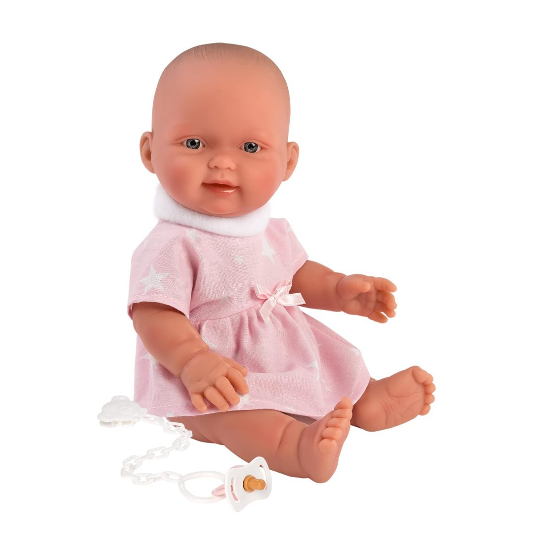 Mia Llorens Girl Play Doll Mary Shortle