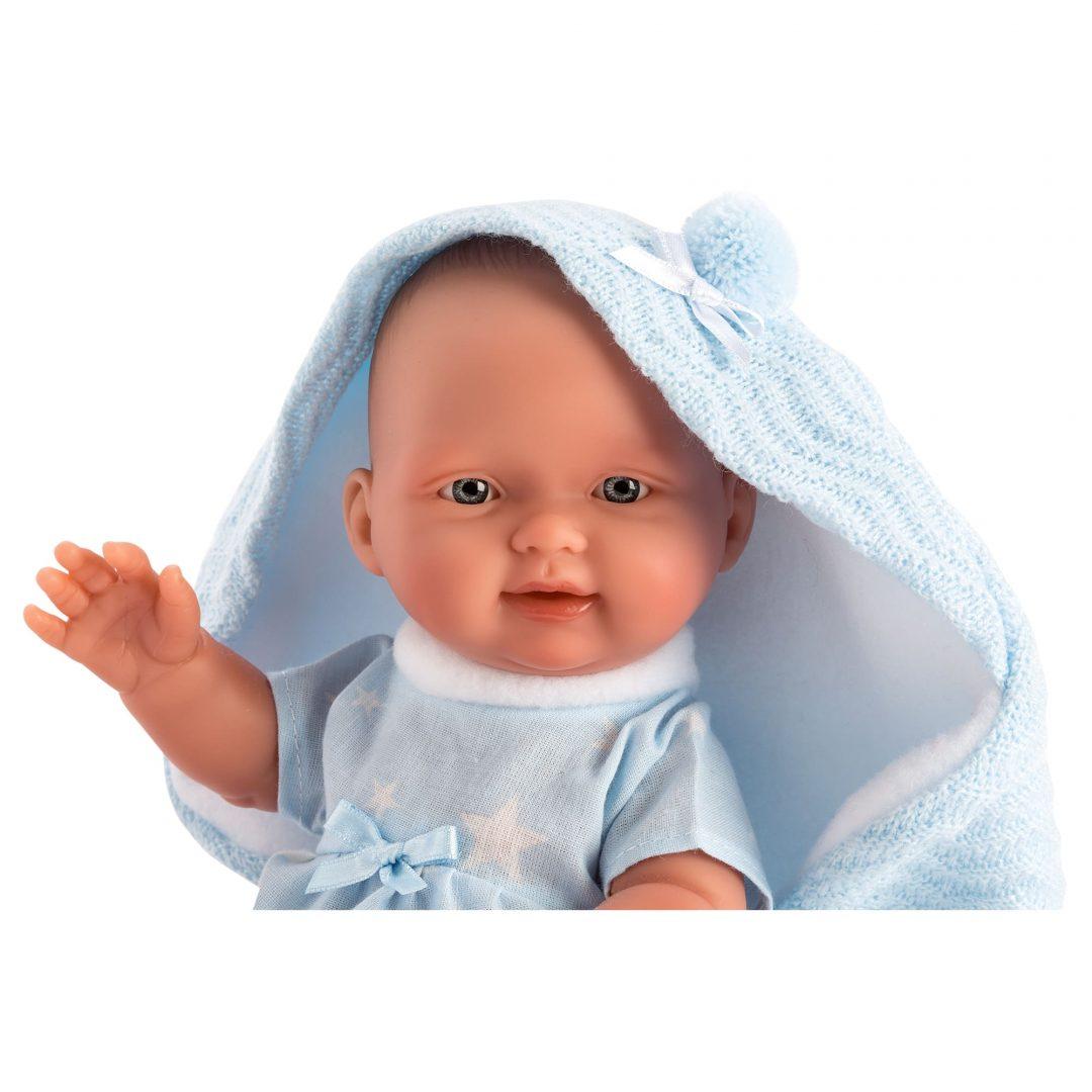 Noah Llorens Boy Play Doll Mary Shortle