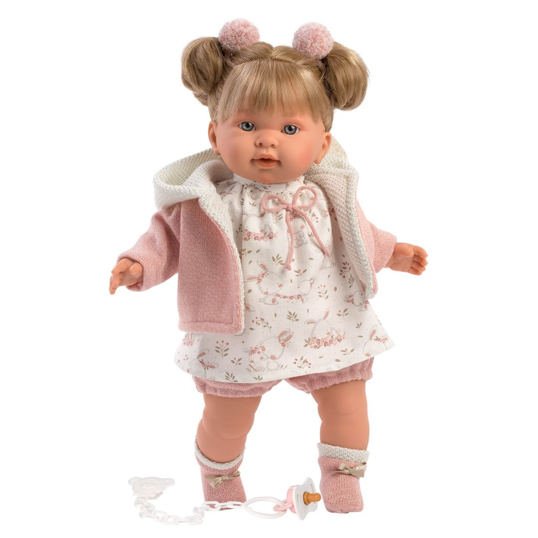 Olivia Llorens Girl Play Doll Mary Shortle