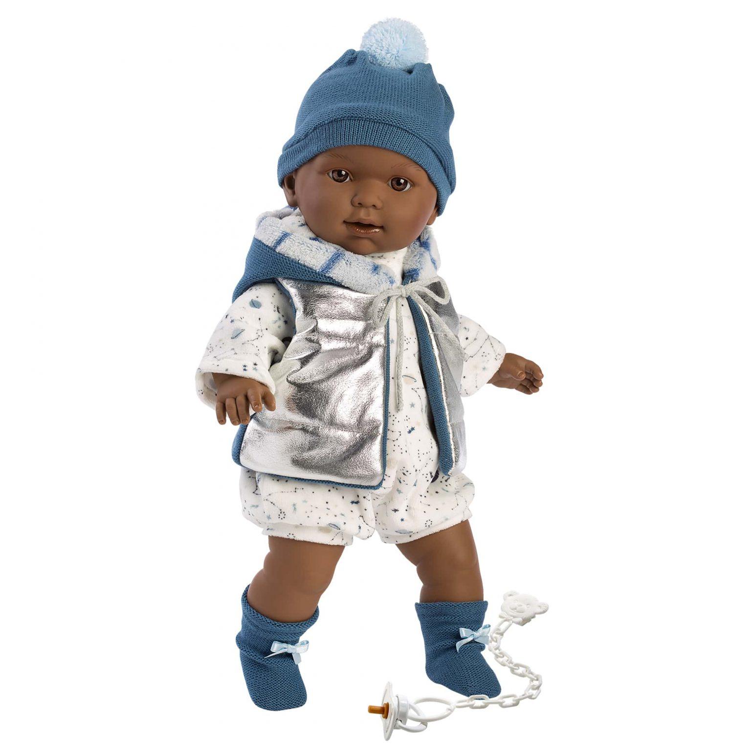 Oscar Llorens Boy Play Doll Mary Shortle