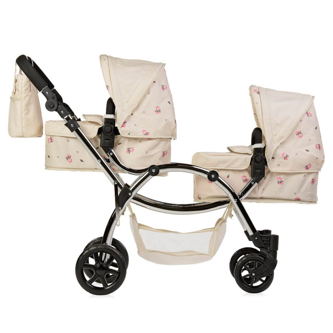 Roma Darcie Twin Dolls Pram Mary Shortle