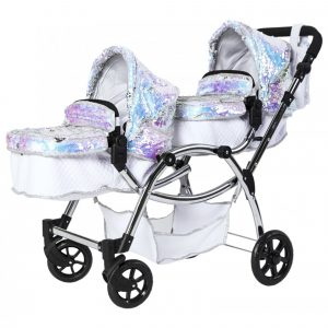 Roma Polly Amy Childs Twins Dolls Pram Mary Shortle