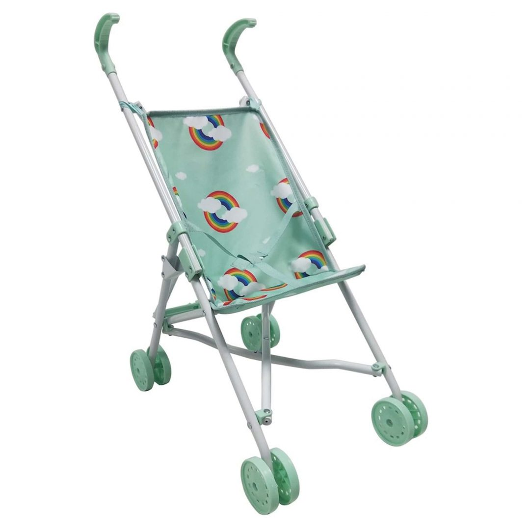 Roma Rupert Umbrella Dolls Buggy Mint Mary Shortle
