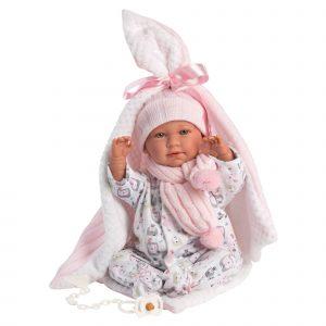 Scarlett Llorens Girl Play Doll Mary Shortle