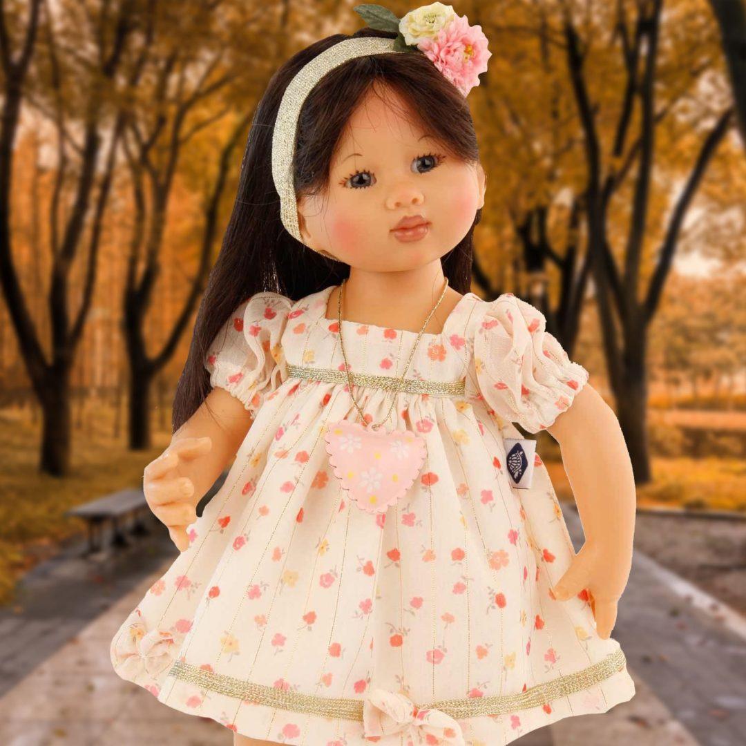 Schildkrot Wichtel Doll Kimiko Muller 2020 Mary Shortle