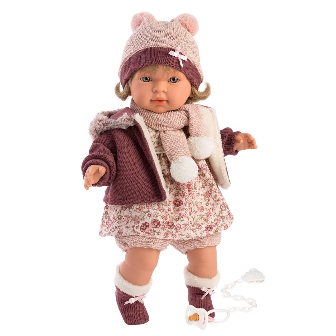 Sophie Llorens Girl Play Doll Mary Shortle