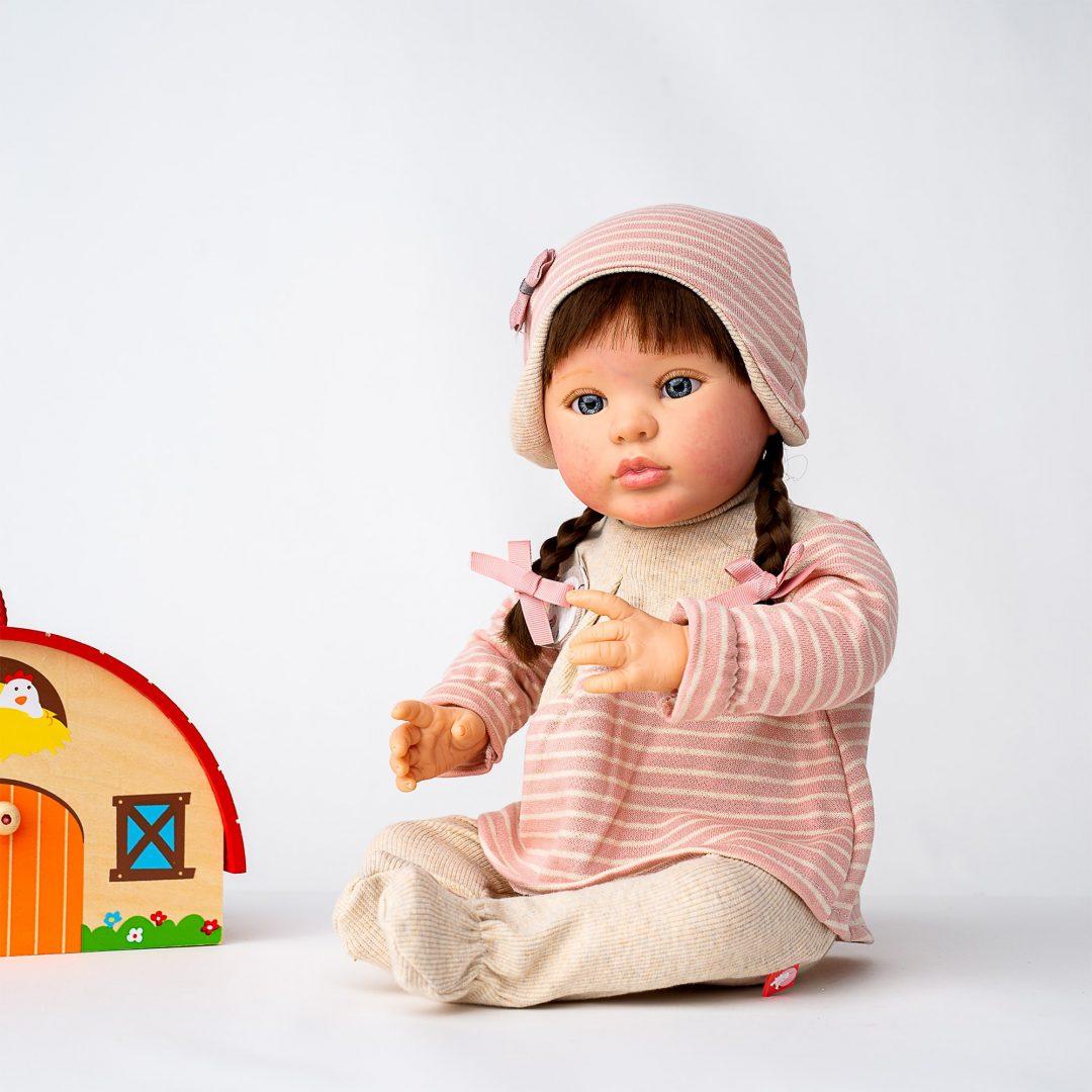 Viviane Gabi Moon Girl Play Doll Mary Shortle