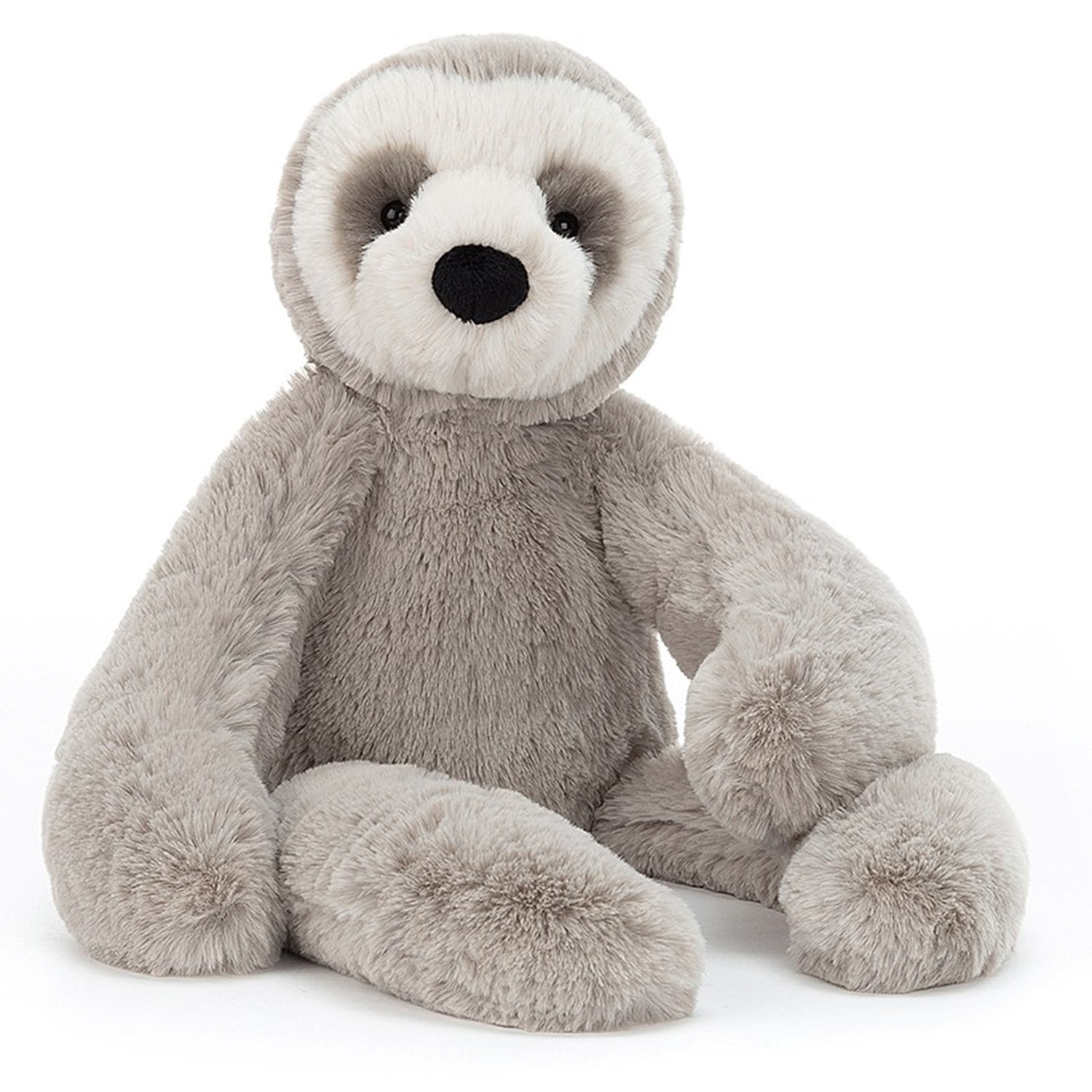 Bailey Sloth Jellycat Teddy Mary Shortle