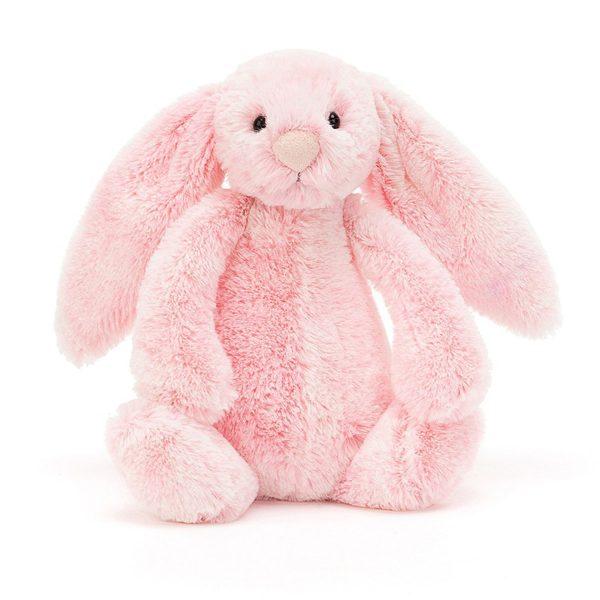 Bashful Peony Bunny Jellycat Teddy Mary Shortle
