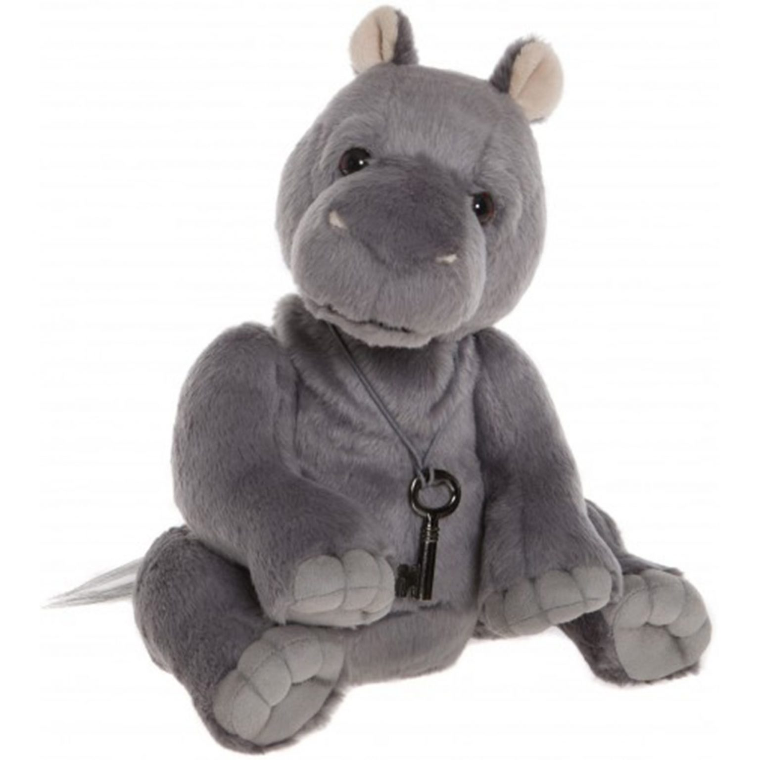 Charlie Bears Hank Hippo Teddy Bear Mary Shortle