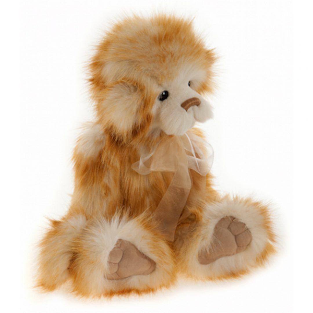Chucky Egg Charlie Bears Teddy Bear Mary Shortle