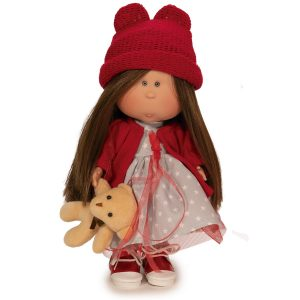 D'Nines Play Doll Alexa Mary Shortle